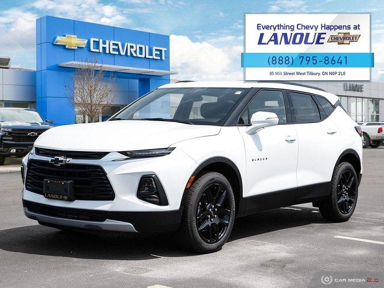 2019 Chevrolet Blazer 3.6L Cloth FWD