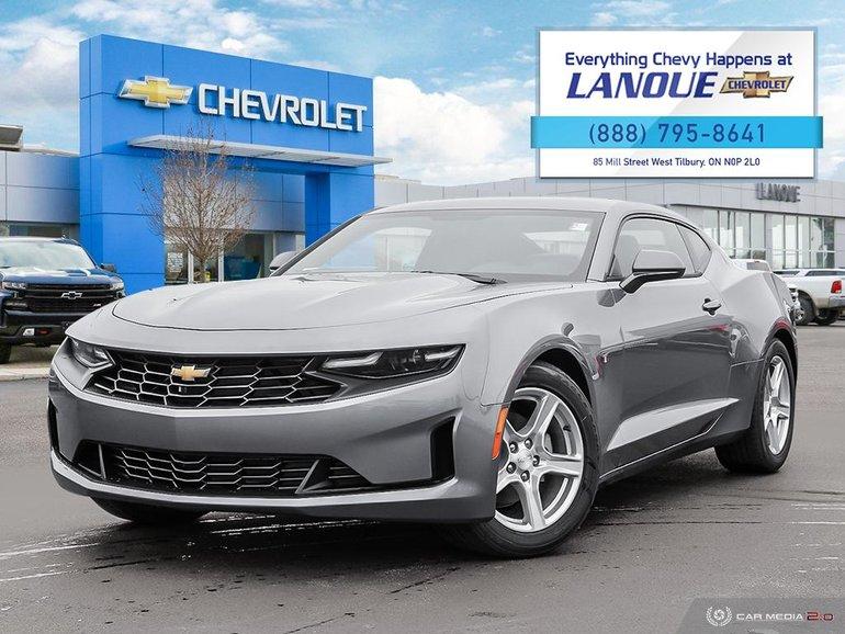 2019 Chevrolet Camaro 1LT Coupe 1LT