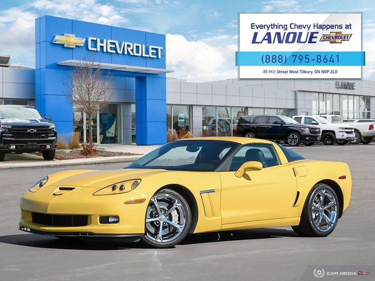 2011 Chevrolet Corvette Grand Sport w/1SA