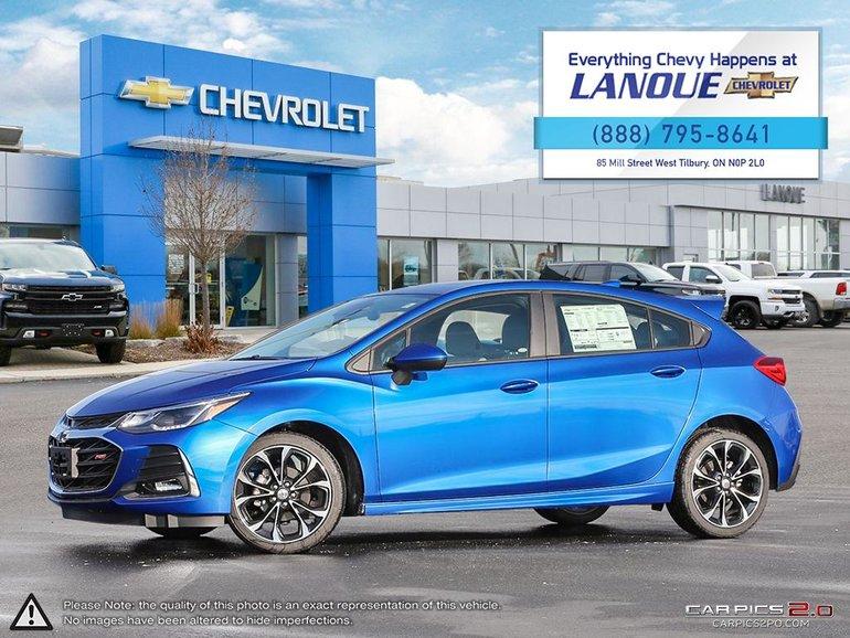 2019 Chevrolet Cruze Premier Hatch Premier