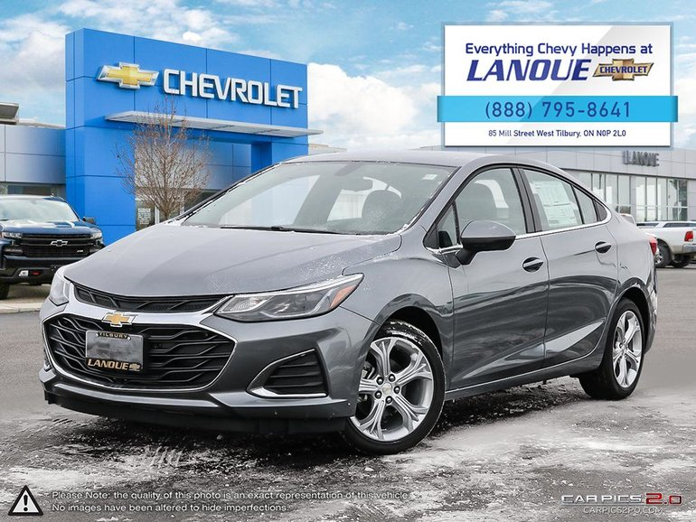 2019 Chevrolet Cruze Premier Sedan Premier