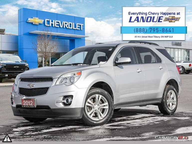 Used 2012 Chevrolet Equinox 2LT - [PRICE] | Lanoue Chevrolet