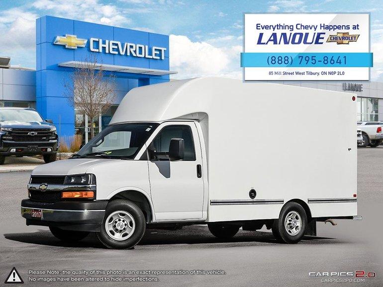 2017 Chevrolet Express 3500 Cutaway 139``