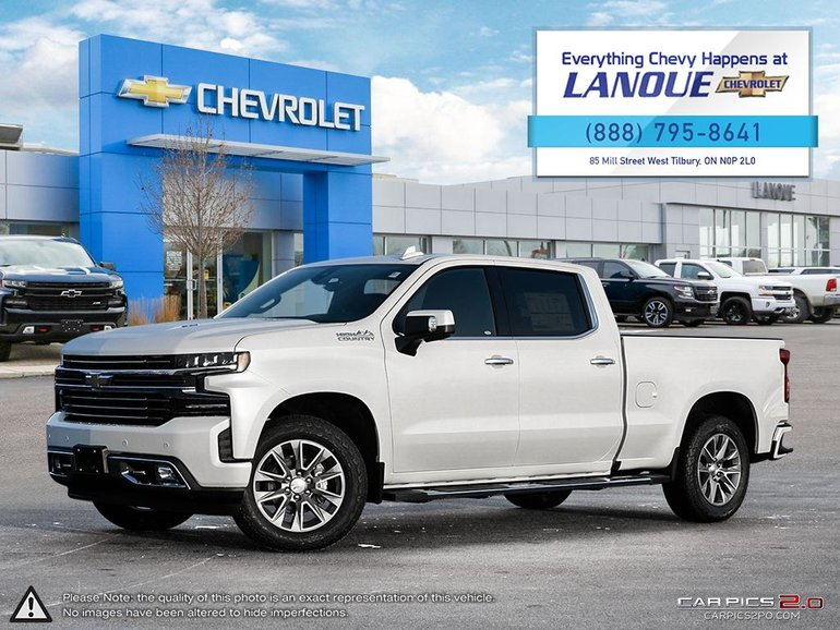 2019 Chevrolet Silverado 1500 High Count High Country