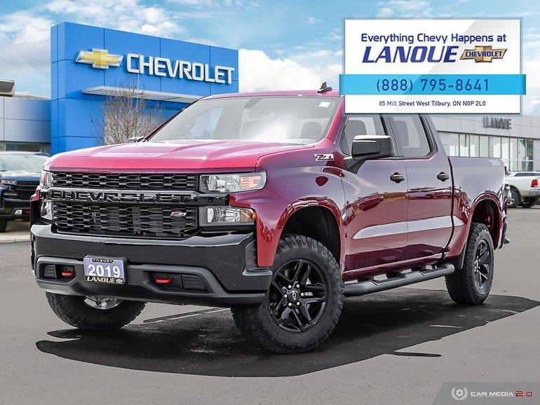 2019 Chevrolet Silverado Custom Trail BO Custom Trail Boss