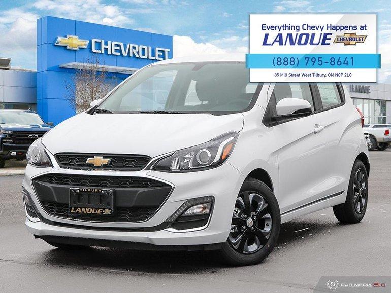 New 2019 Chevrolet Spark 1lt Lt Price Lanoue Chevrolet