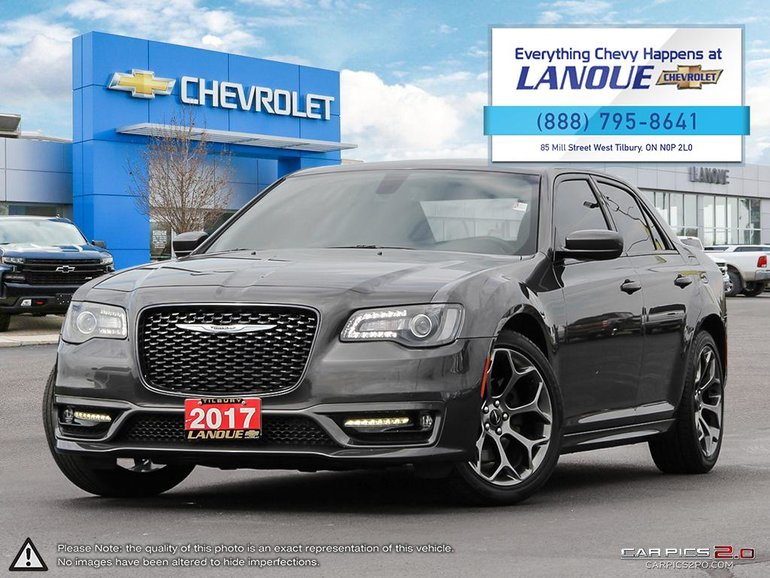 2017 Chrysler 300 S 300S