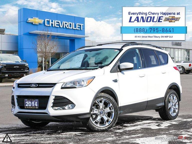 2014 Ford ESCAPE SE SE