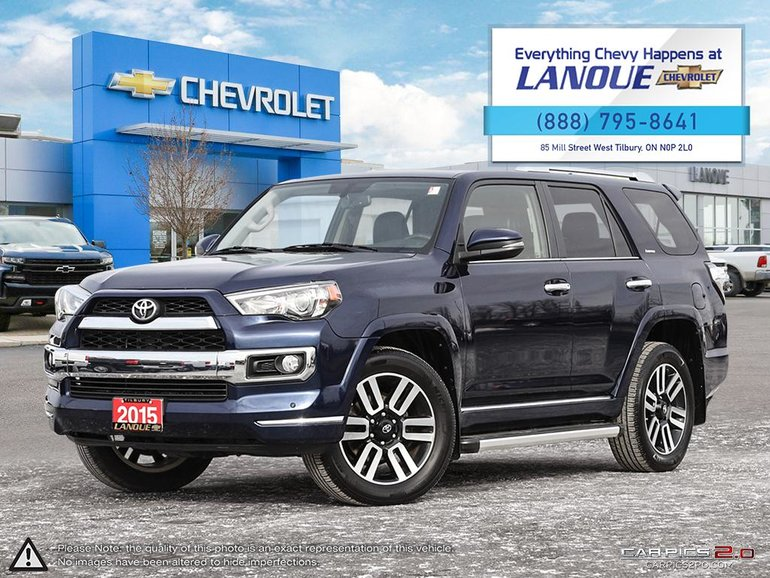 2015 Toyota 4Runner Trail Edition Premium SR5