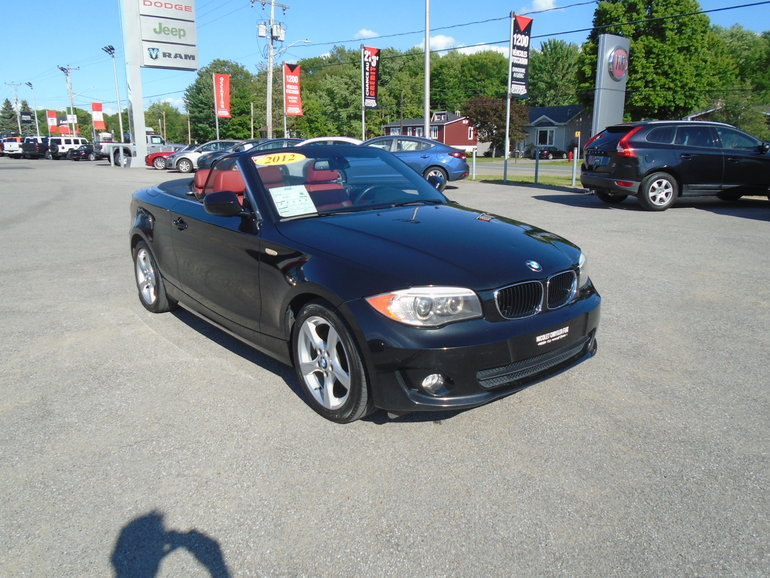 Bmw Trois Rivieres >> Used 2012 Bmw Serie 1 3 0l Cuir 18995 0 Volvo Trois