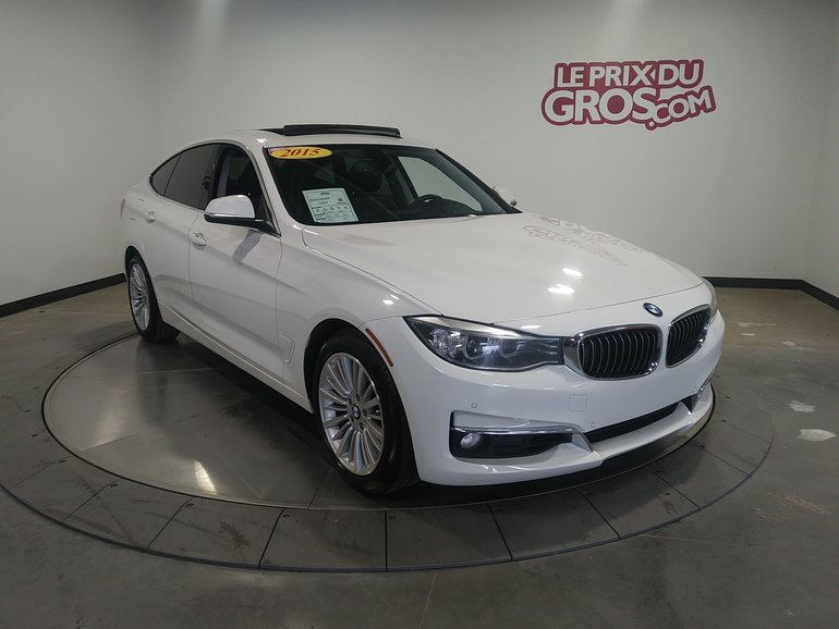 Bmw Trois Rivieres >> Used 2015 Bmw Serie 3 Gran Turismo Xdrive 2 0l 20995 0