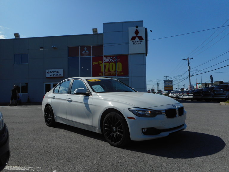 Bmw Trois Rivieres >> Used 2013 Bmw Serie 3 Xdrive28i 2 0l 4x4 14995 0 Volvo