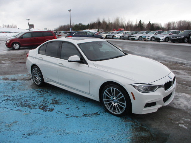 Bmw Trois Rivieres >> Used 2015 Bmw Serie 3 335 I Xdrive 3 0l Awd Cuir Toit