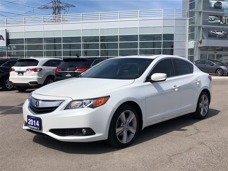 2014 Acura ILX Tech at