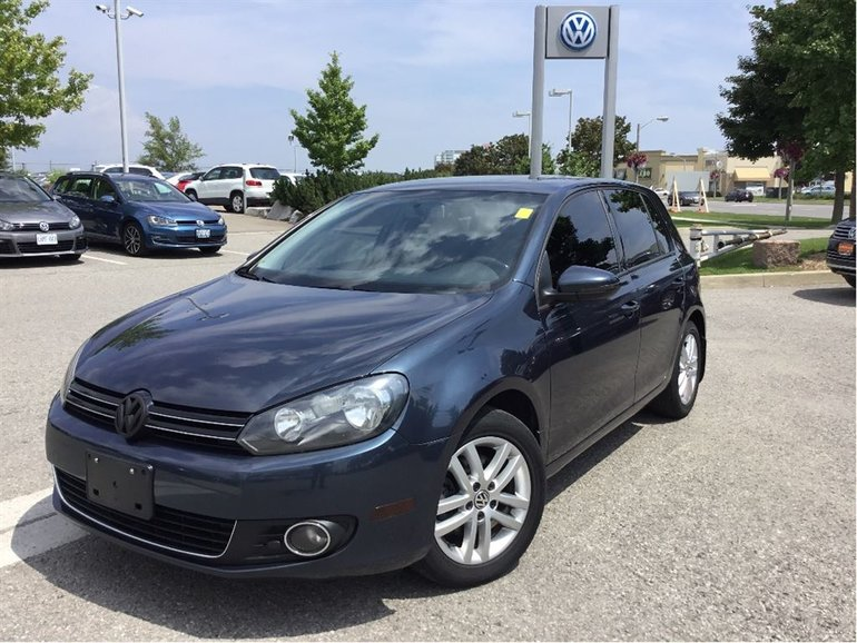 2011 Volkswagen Golf 5-Dr TDI Highline at Tip