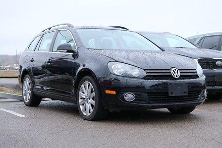 2012 Volkswagen Golf wagon Highline