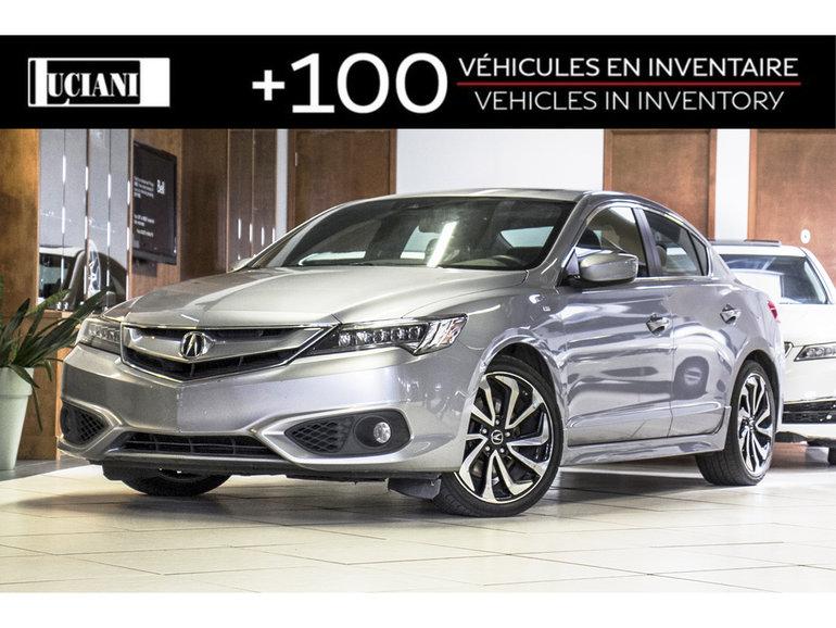 Acura ILX 2016 Acura ILX * ASPEC * Sunroof * 2016