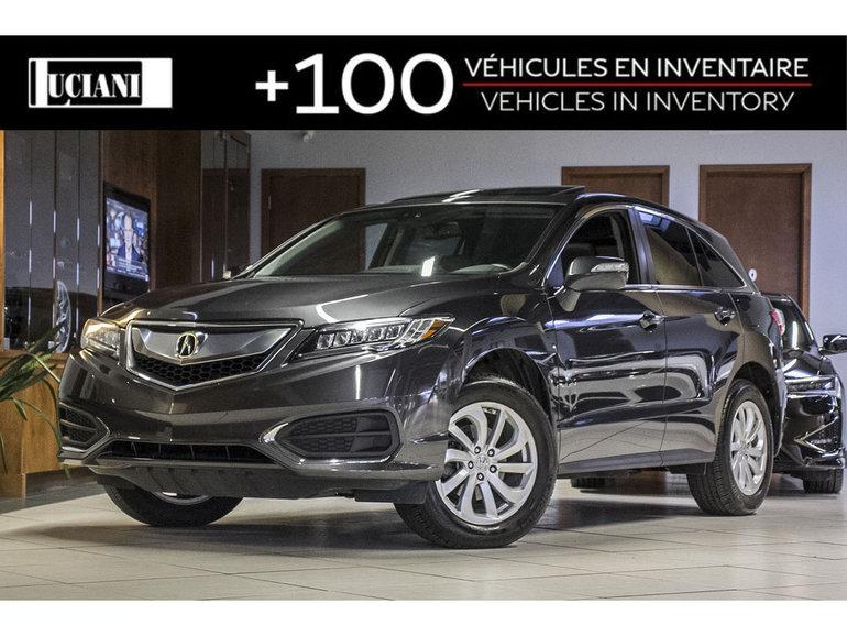Acura RDX 2016 Acura RDX * Navigation * Certifed * Tech 2016