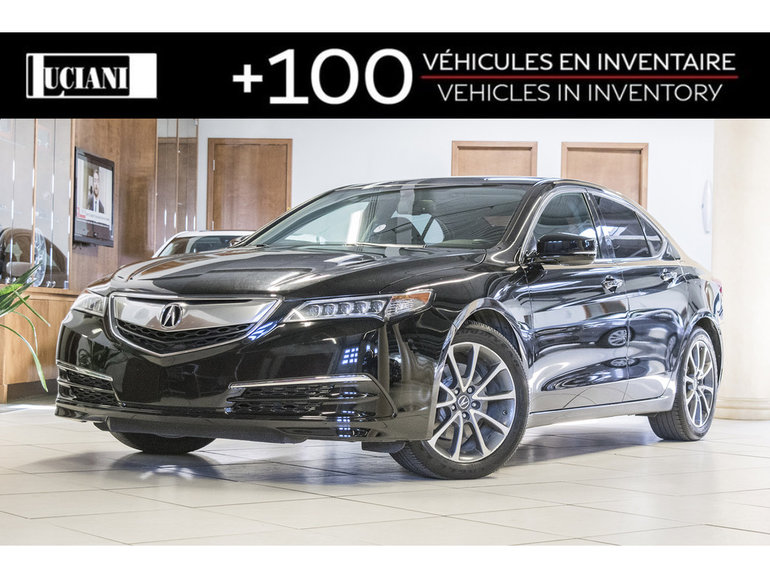 2015 Acura TLX 2015 Acura TLX SH-AWD * Certified * 0.9%