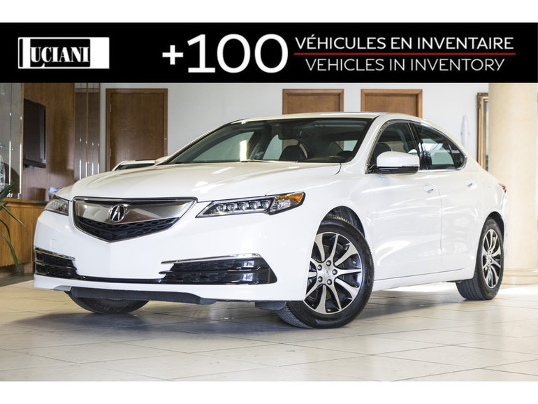 2015 Acura TLX 2015 Acura TLX * Technology * Navigation *