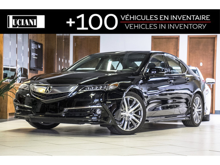 2016 Acura TLX 2016 Acura TLX * ELITE * ASPEC * NAVIGATION *