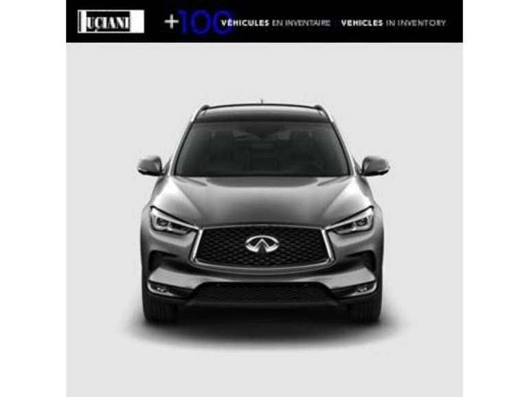 Infiniti QX50 ** DEMO ; Nav ; Blind Spot Warning ; Mats ** 2019