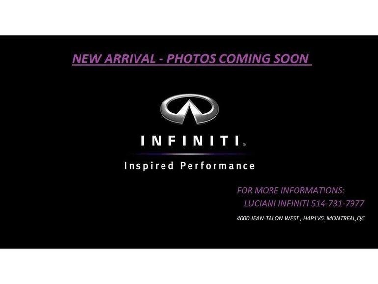 2015 Infiniti QX60 2015 Infiniti QX60 - AWD !! DVD, BOSE, 360!!