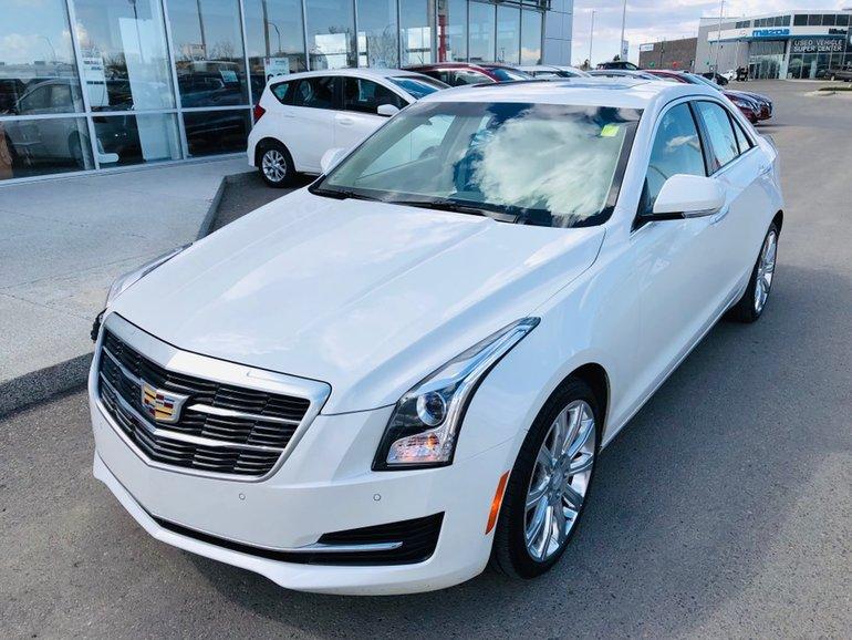 2016 Cadillac Cadillac ATS Luxury
