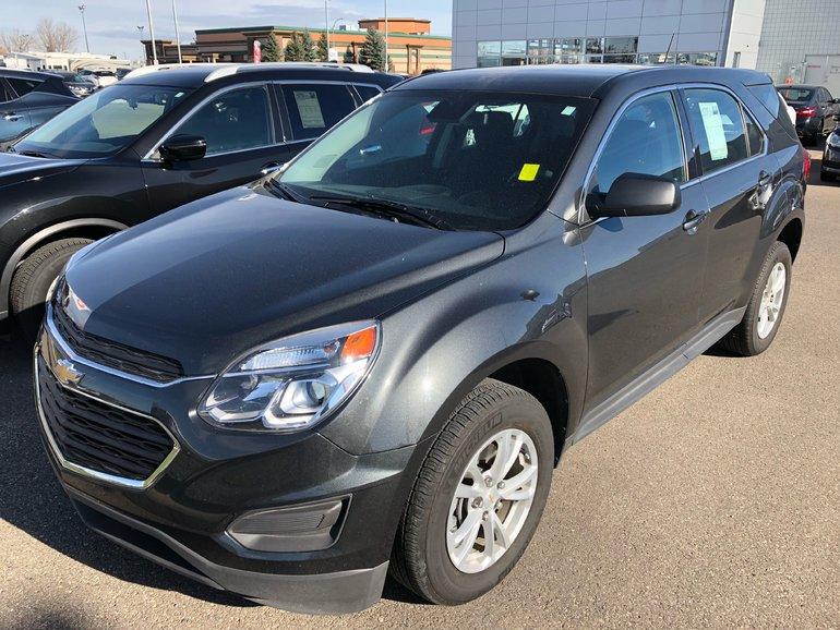 2017 Chevrolet SUV AWD Equinox LS LS