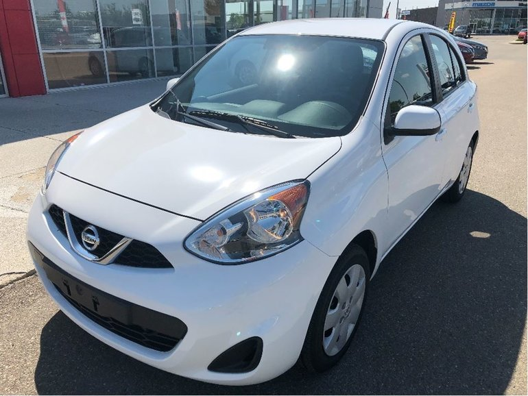 2017 Nissan 4DR Micra 1.6 SV AT SV