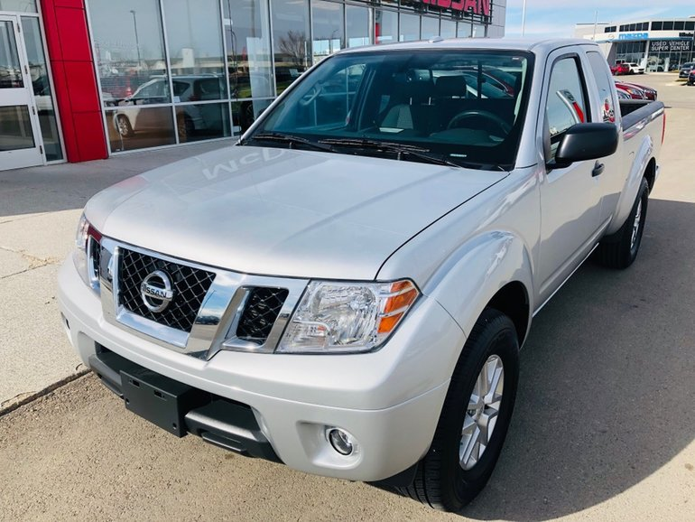 2016 Nissan Frontier SV Extended Cab