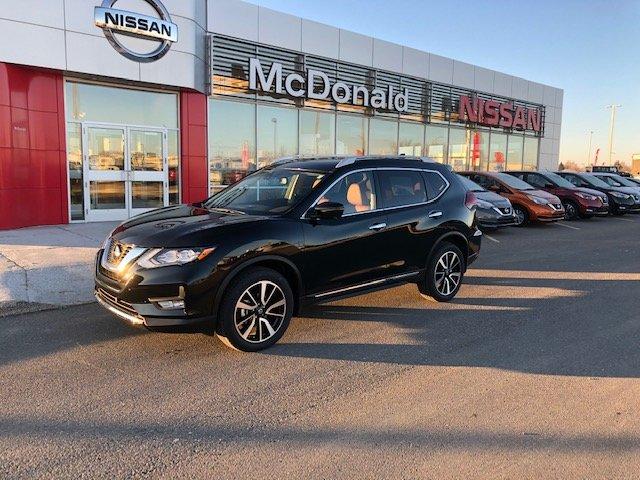 2019 Nissan Rogue SL Platinum Reserve