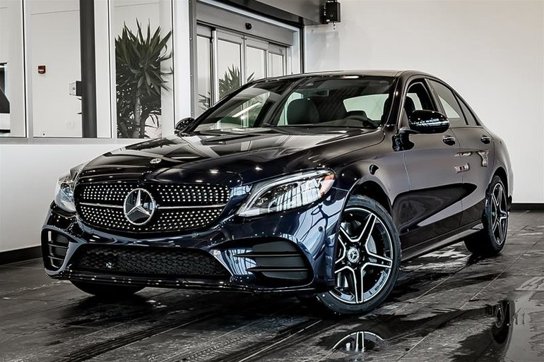 Mercedes-Benz Country Hills | New 2020 Mercedes-Benz C ...