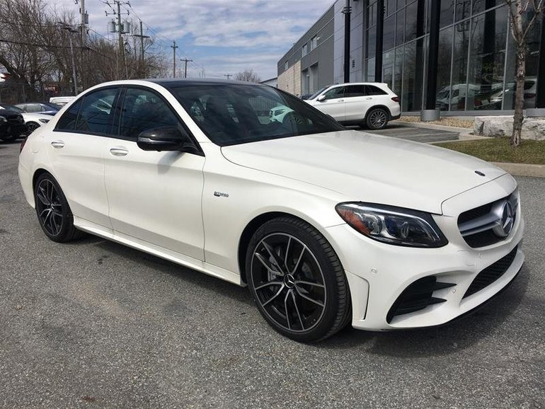 New 2019 Mercedes-Benz C43 AMG 4MATIC Sedan for sale