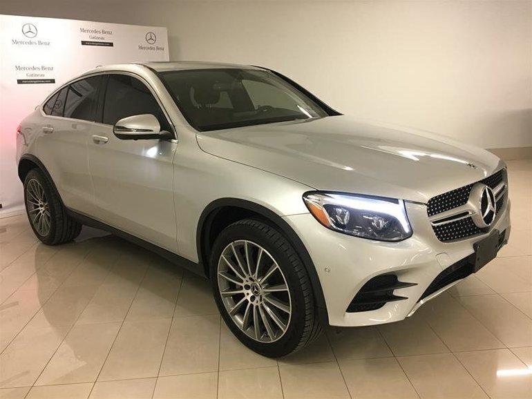 2017 Mercedes-Benz GLC300 4MATIC Coupe