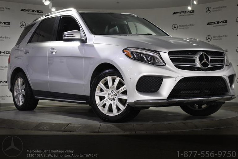 2016 Mercedes-Benz GLE350d 4MATIC