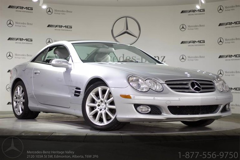 2007 Mercedes-Benz SL550 Roadster