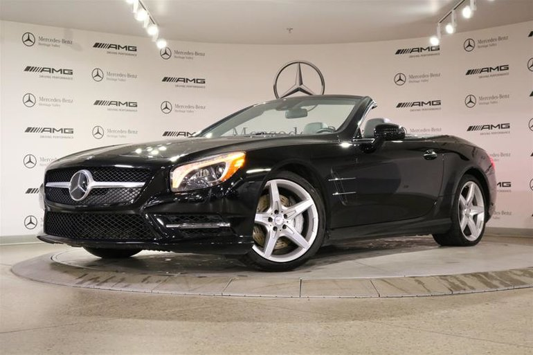 2014 Mercedes Benz SL550 Roadster