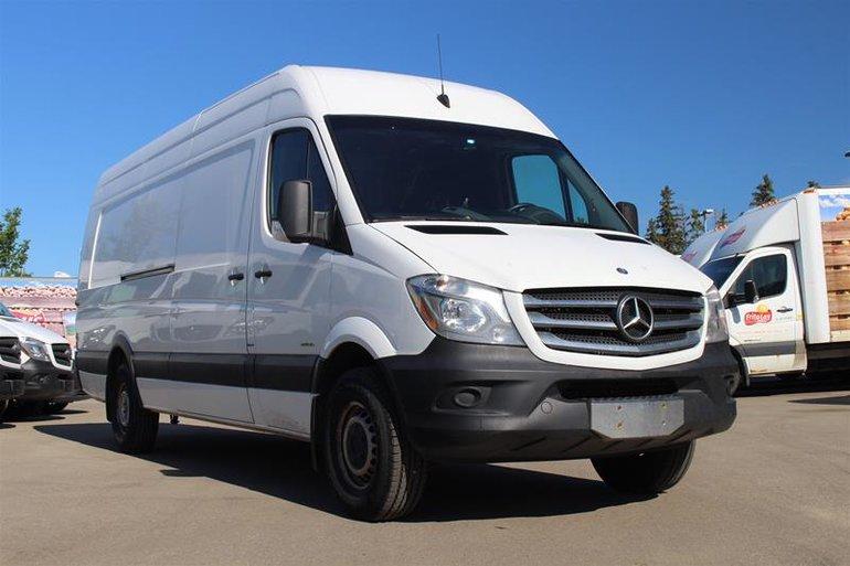2014 Mercedes-Benz Sprinter 2500 Cargo 170 Ext.