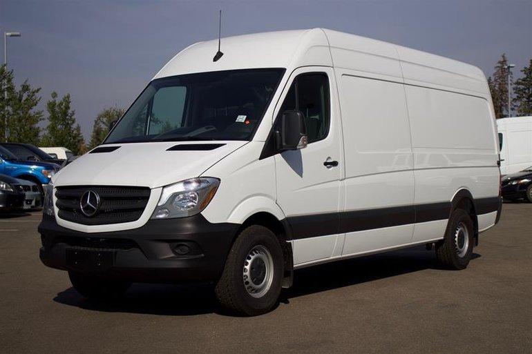 2018 Mercedes-Benz Sprinter V6 2500 Cargo 170