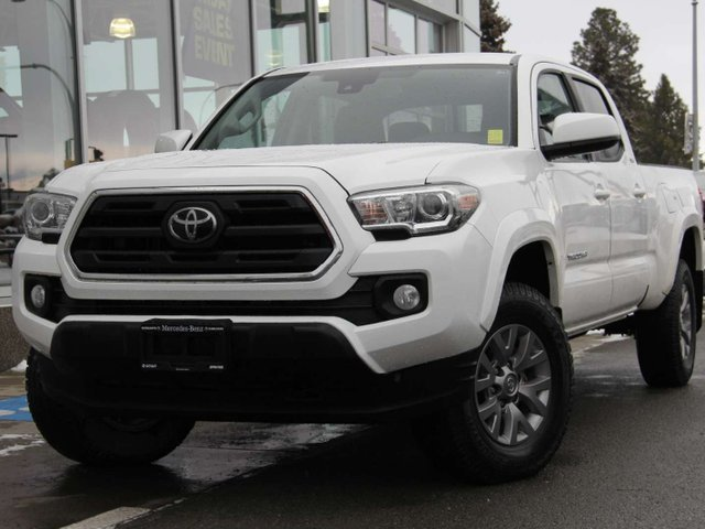 Mercedes-Benz Kamloops | Pre-owned 2018 Toyota Tacoma 4x4 ...