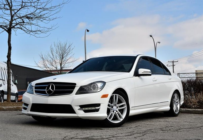 Pre-owned 2014 Mercedes-Benz C300 4MATIC Sedan for sale ...