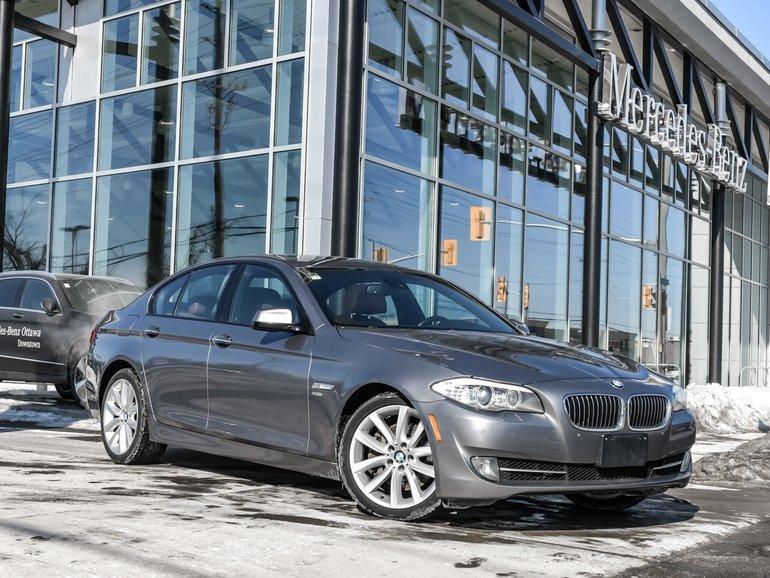 2011 BMW 535i xDrive Executive pkg, Dynamic handling pkg, Sport pkg