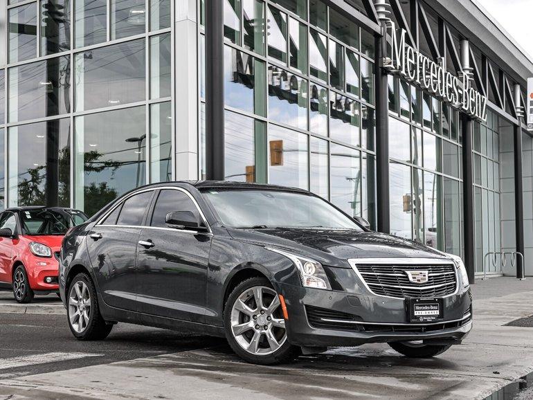 2016 Cadillac ATS LUXURY PACAGE, 4G LTE WIFI, BOSE AUDIO