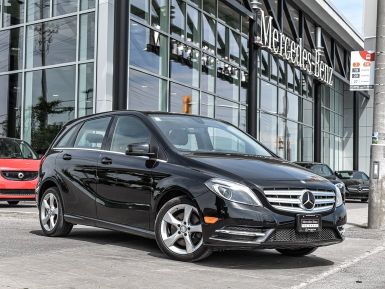 2014 Mercedes-Benz B250 Sports Tourer