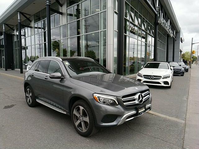 2017 Mercedes-Benz GLC300 Premium One package, Rear view camera, Navigation