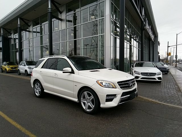 2012 Mercedes-Benz ML350 LEATHER, PANORAMIC ROOF, KEYLESS GO