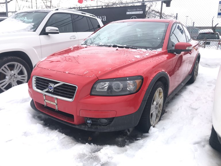 2009 Volvo C30 2.4i M