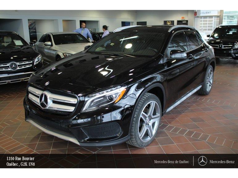 2015 Mercedes-Benz GLA-Class GLA250 4MATIC, navi, caméra, Xénon