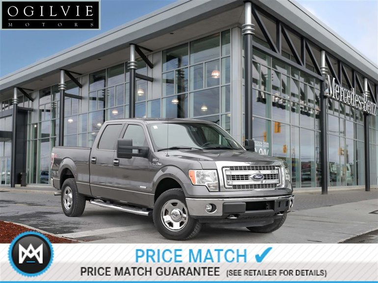 2013 Ford F-150 4X4 XLT Loaded
